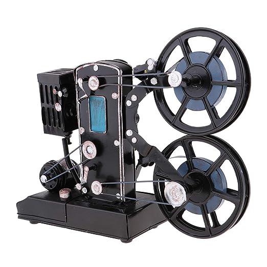 sharprepublic Retro Vintage Modelo De Proyector De Cine para La ...