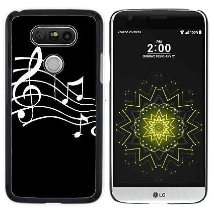 Amazon.com: Graphic4You Música Nota Patrón Diseño delgado ...