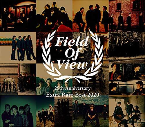 25주년 BEST ALBUM『FIELD OF VIEW 25th Anniversary Extra Rare Best 2020』 CD+DVD