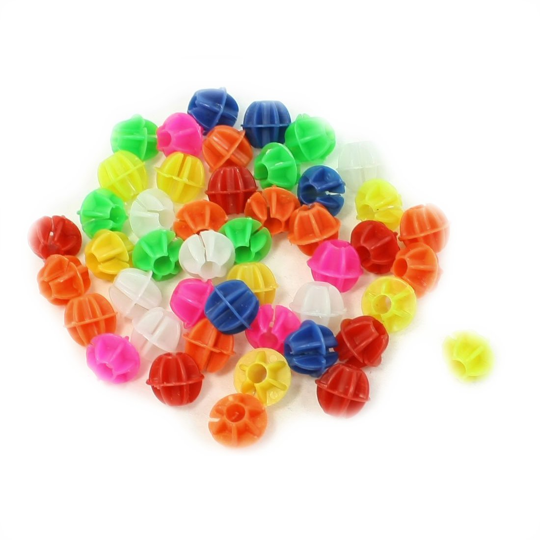 TRIXES Multicoloured Bicycle Spokey Dokey Beads