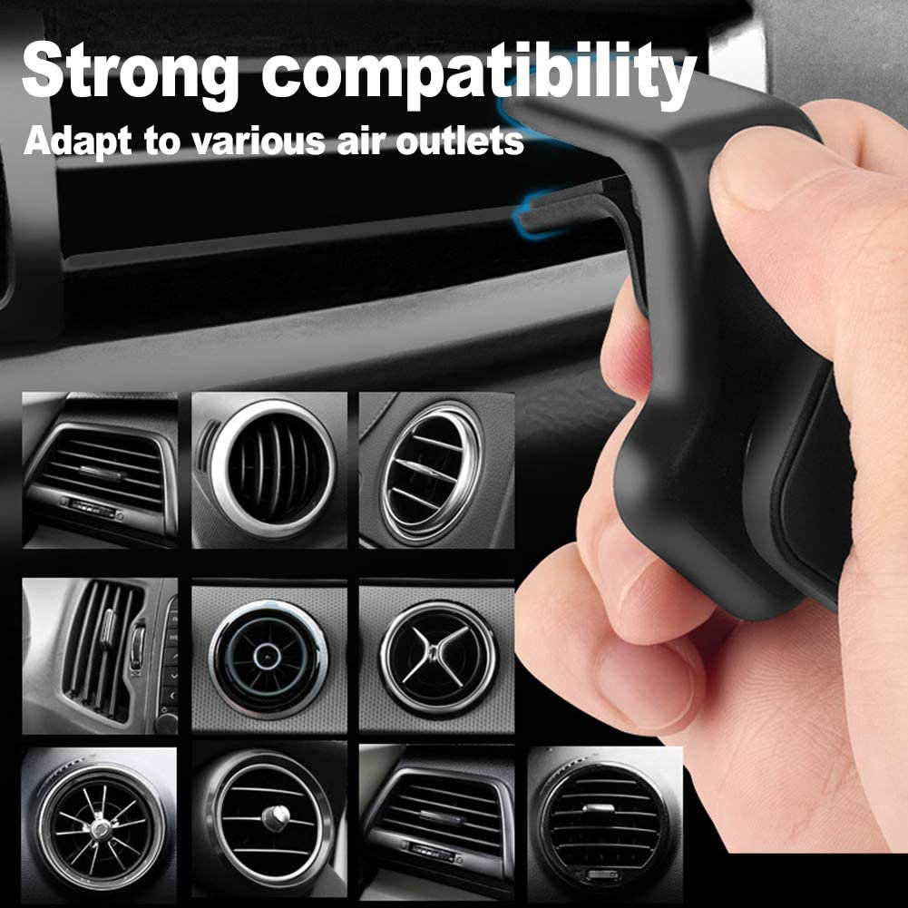 ompait Car Phone Mount Magnetic Phone Mount Strong Magnet Air Vent Mount 360/° Rotation Car Phone Holder Fit for Phone7//7Plus//8//8Plus//11//11 Pro//XS Max S20 Note10 S10 S10e /& All Phone