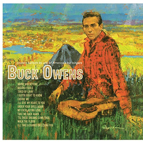 Expert choice for buck owens vinyl record