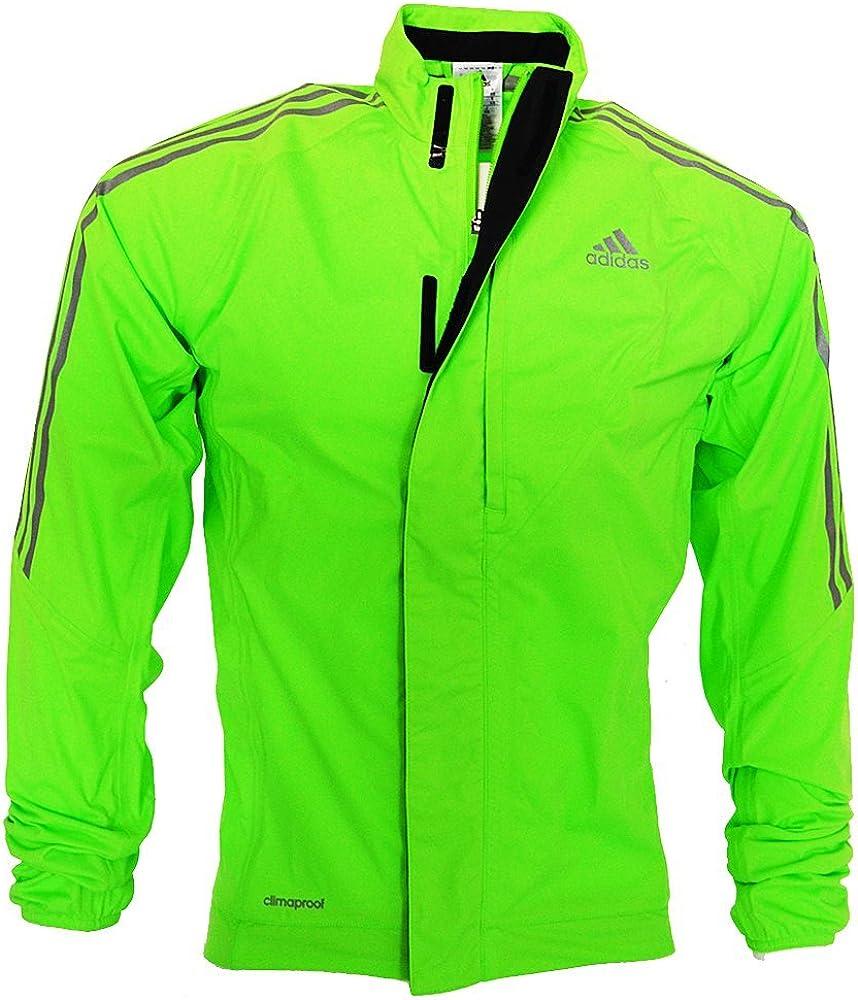 adidas Performance Veste de Cycliste TOUR RAIN Vert F96193