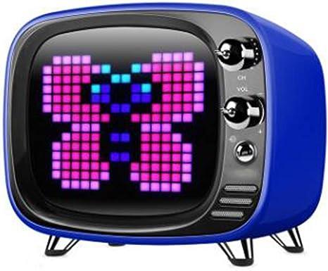 CZWNB - Altavoz Bluetooth portátil Mini inalámbrico para televisor ...