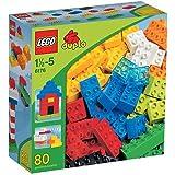Lego Duplo 6176 - Primi Mattoncini, Confezione Maxi