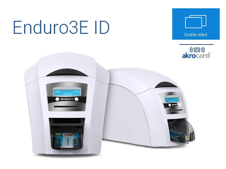 MAGICARD ENDURO 3 (IMPRESORA de tarjetas PVC - Impresión a doble ...
