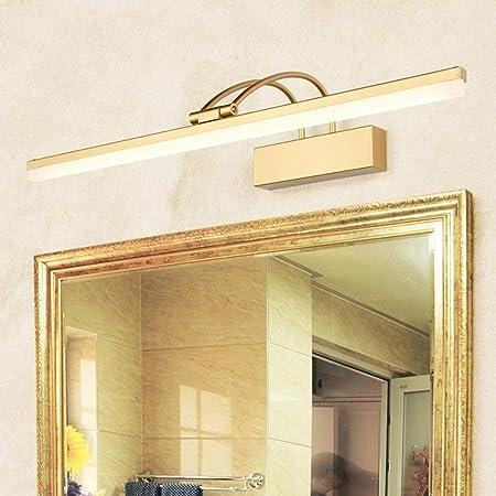 Specchio Da Bagno Con Luci Led.Sxfywym Lampade Da Parete A Specchio Da Bagno Con Luce A Led In