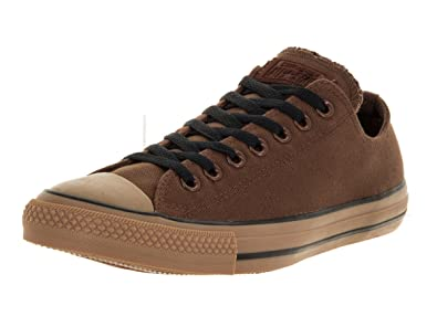 48649f305515 Image Unavailable. Image not available for. Color  Converse Unisex Chuck  Taylor Ox Chocolate Gu Basketball Shoe ...