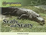 Scaly and Scary, Helen Lepp Friesen, 0756984106