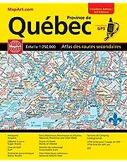 Quebec Road Atlas