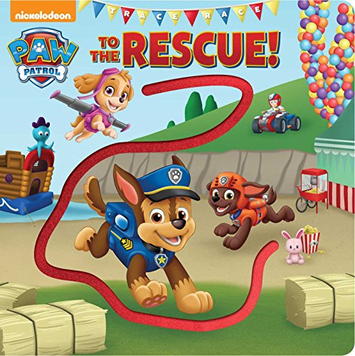 PAW Patrol: Trace Race to the Rescue! ()