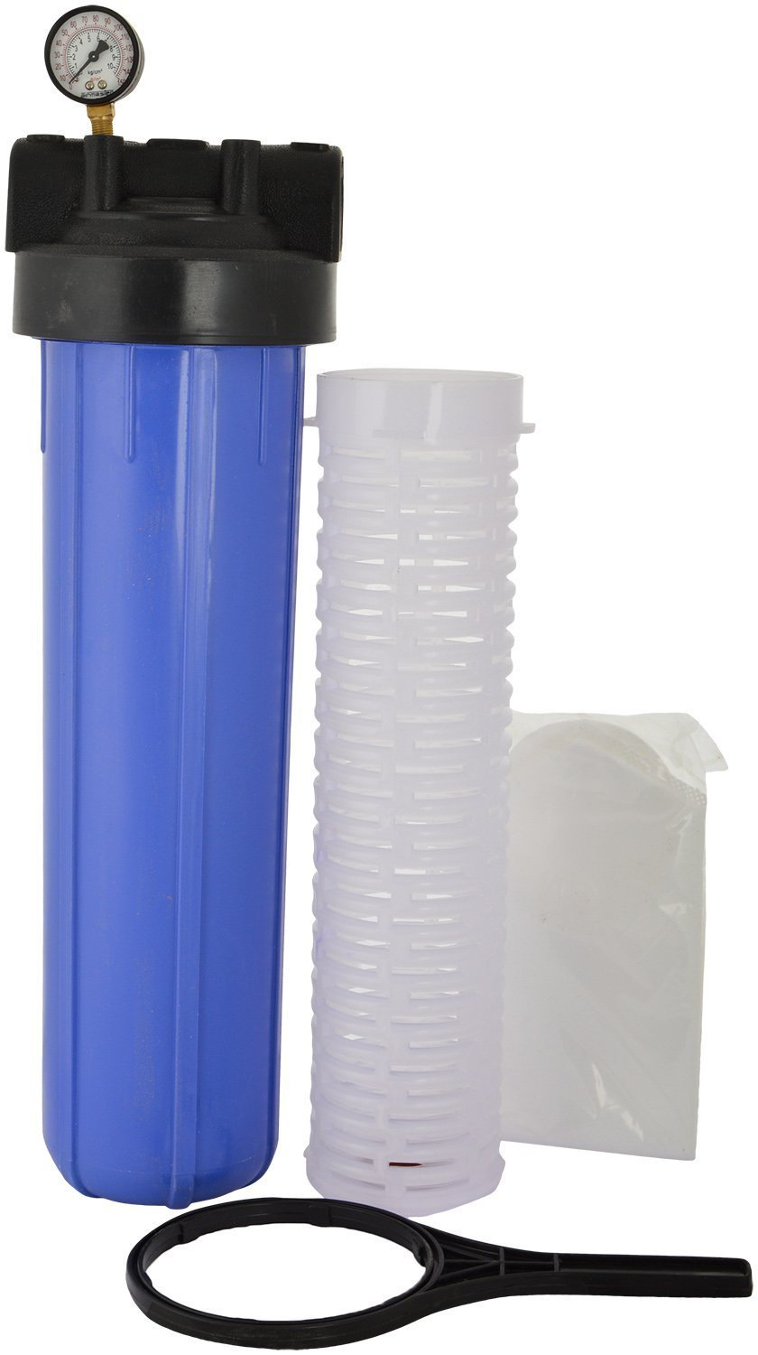 Whole House Sediment Water Filter Whole House Water Filter Housing Sediment Bag Filter Pressure