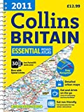 2011 Collins Britain Essential Road Atlas