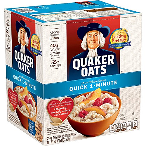 oatmeal quick 1 minute buyer's guide for 2019