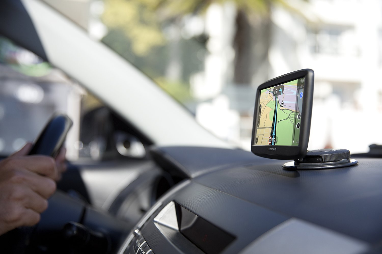 Navigatore TomTom Start 62 GPS 6 Pollici Schermo Resistivo con Mappe UE a Vita