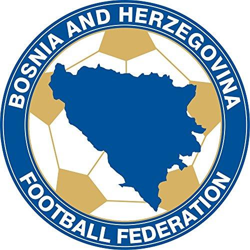 Bosnia Soccer Football World Cup Edible Image Cake Topper (1/2 Sheet)
