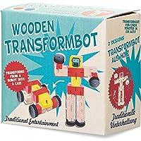 Tobar Bois Transformbot