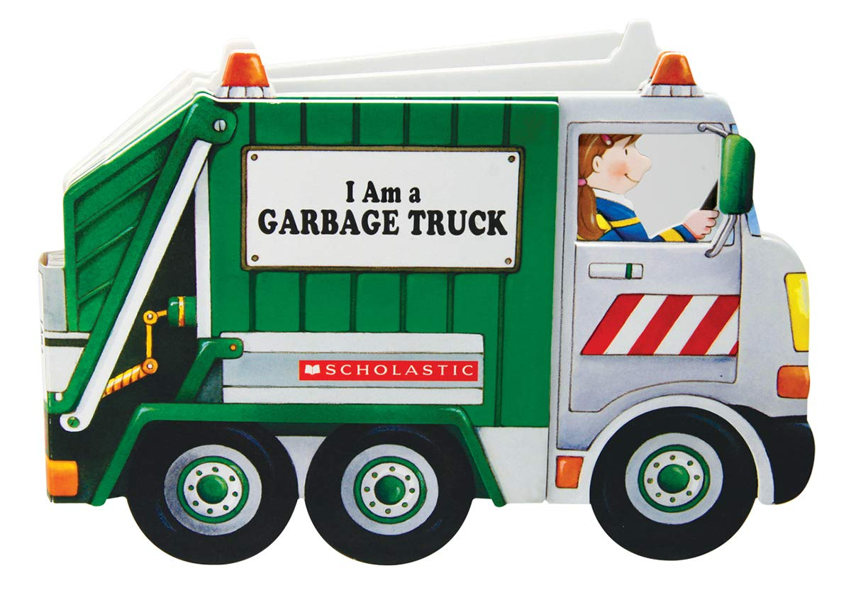 Read Online I Am A Garbage Truck pdf