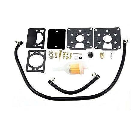 615O9famBlL._SX466_ amazon com ifjf model dd bf bg b43m b48m carburetor kit fit onan