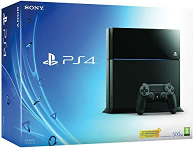 PlayStation 4 - Consola 500 GB: Amazon.es: Videojuegos