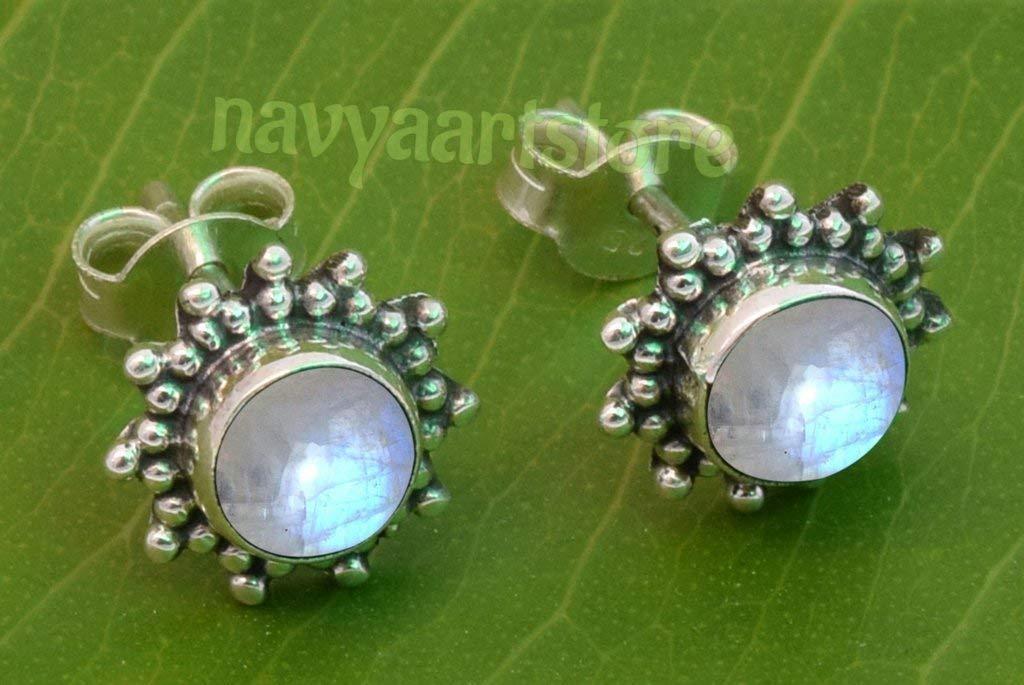 Gemstone Labradorite Earrings Women/'s Earrings Earrings for Girls Gifts for Her Wedding Birthday Holiday Earrings