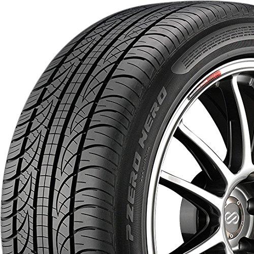 255/35-18 Pirelli P Zero Nero All Season All Season High Performance Tire 400AAA 94H 255 35 18 (Tires P-zero Nero 18 Pirelli)