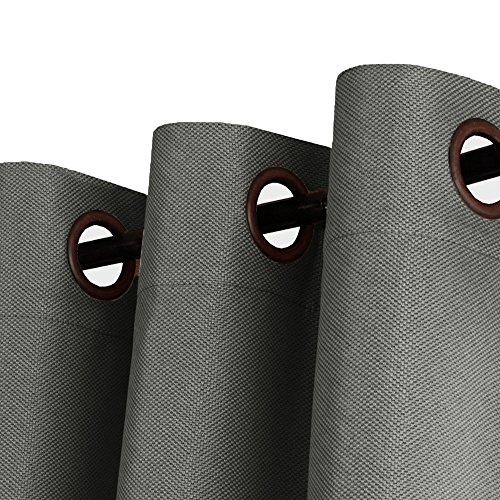 Review H.VERSAILTEX Patio Door Linen