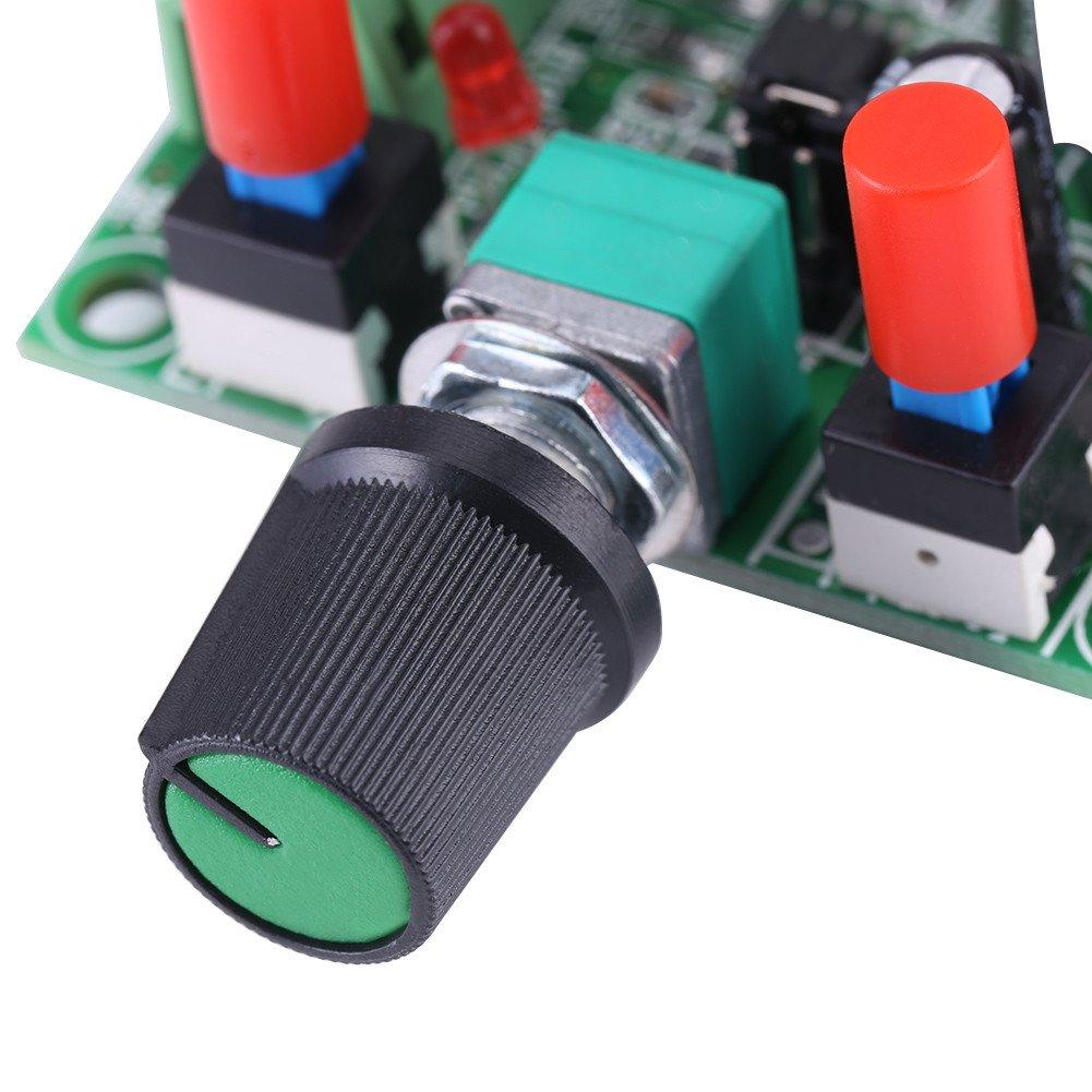 /12/V R/égulateur du moteur Casun Nema17/PWM R/égulateur de vitesse du g/én/érateur dimpulsions /160/V//5/ DC 15/