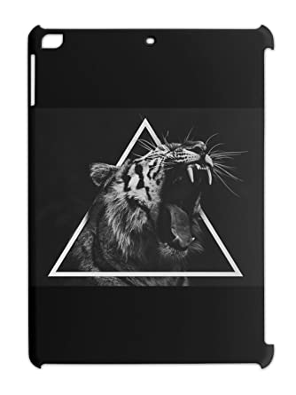 Tiger Triangle Hipster Tumblr Ipad Air Plastic Case Amazoncouk