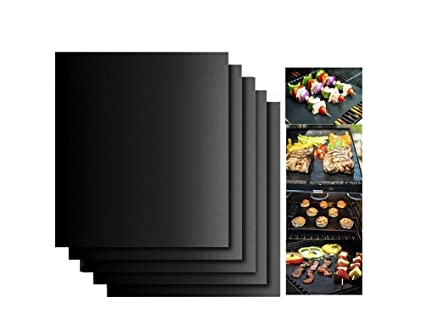 Dh shop 13PCS Nonstick Oven Liners dutch toaster microwave rack for pizza s camp chef turbo