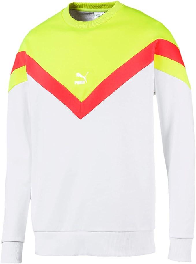 PUMA Iconics MCS Sweatshirt Herren puma black im Online Shop