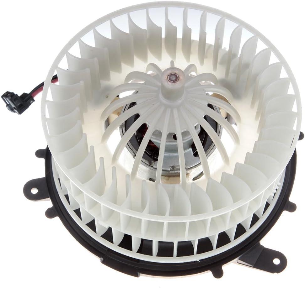 SCITOO ABS Plastic Heater Blower Motor w//Fan HVAC Resistors Blowers Motors fit 1997-1999 Mercedes-Benz E420//1998-2002 Mercedes-Benz E420//1997-2002 Mercedes-Benz E500 Front
