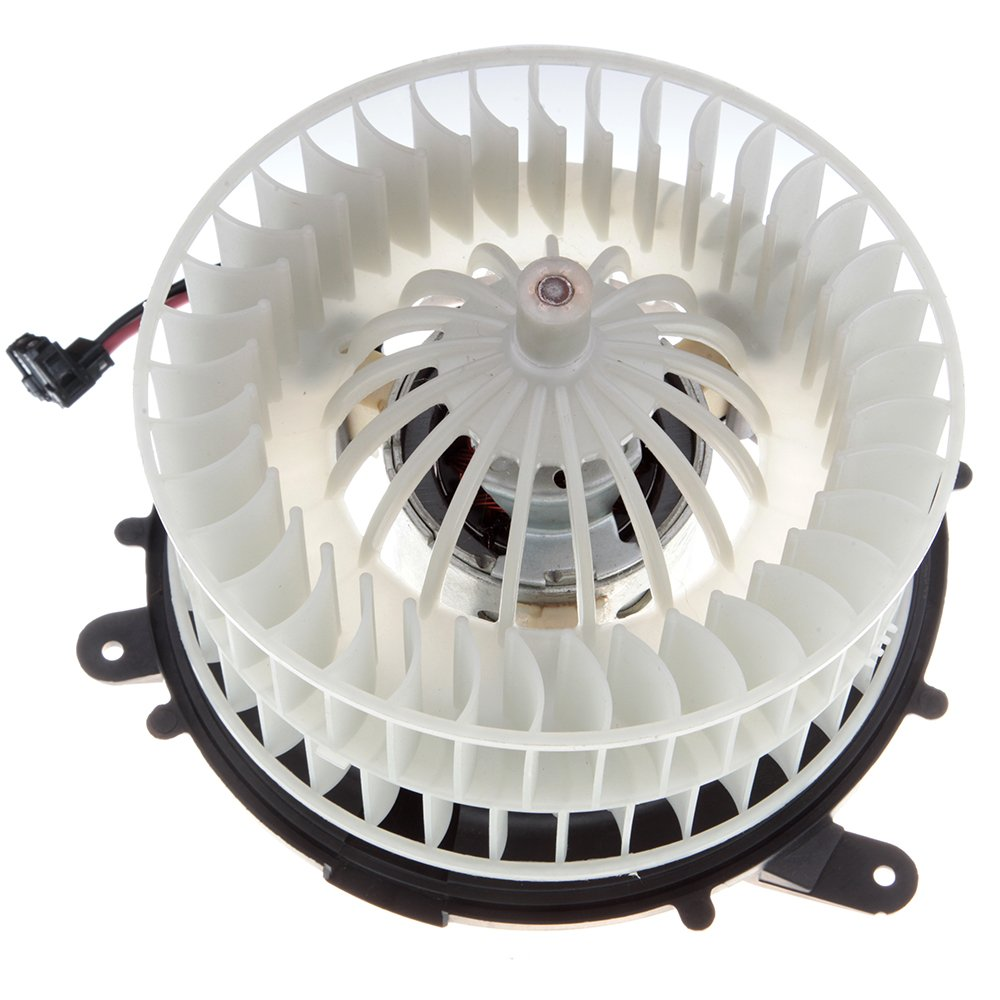 OCPTY A//C Heater Blower Motor ABS w//Fan Cage Air Conditioning HVAC Replacement fit for 2000-2006 Mercedes-Benz CL500//2001-2006 Mercedes-Benz CL55 AMG//2001-2006 Mercedes-Benz CL600 122248-5209-1532524481
