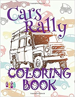 ✌ Cars Rally ✎ Coloring Book Cars ✎ Coloring Books for Children ...