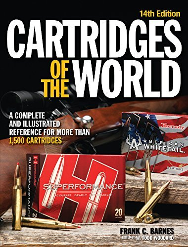 Cartridge world the best amazon price in savemoney cartridges of the world a complete and illustrated reference for over 1500 cartridges fourteenth fandeluxe Gallery