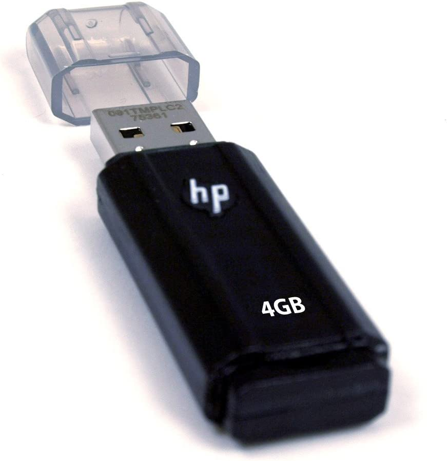 HP v125w 4 GB USB 2.0 Flash Drive P-FD4GBHP125-GE
