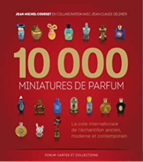 Amazonfr 2 000 Miniatures De Parfum La Cote Internationale De