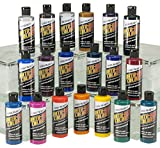 Auto Air Colors Candy Pigment Colors All Set D, 4oz.