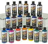 Auto Air Colors Candy Pigment Colors All Set D, 4oz.
