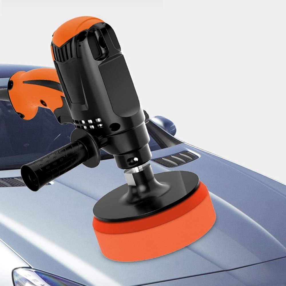 Elektrische Poliermaschine 980w Auto Polierer Sechs Gänge Einstellbare Geschwindigkeit Automobil Möbel Polierwerkzeug Baumarkt