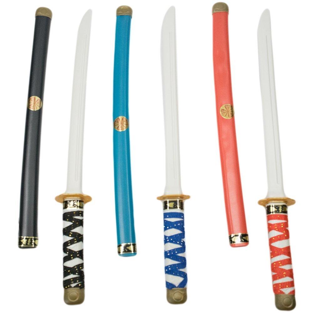 Amazon.com: tuktek niños primer conjunto de 3 espadas con ...