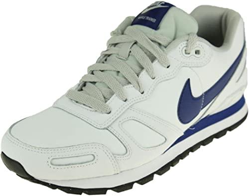 desfile contaminación distorsión  Nike Air Waffle Trainer Black 454395 061, White: Amazon.co.uk: Sports &  Outdoors