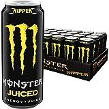 Monster Energy Juiced Ripper, 24er Pack (24 x 500 ml) Dose