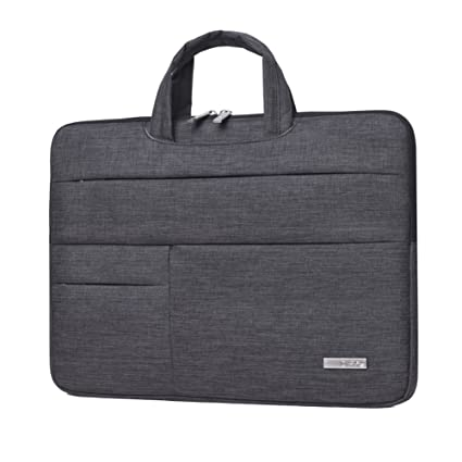 Amazon.com  Feisman Laptop Bag 15 inch 9b749bac53