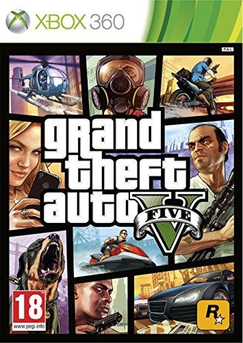 Grand Theft Auto V - Xbox 360 (Games 360 Xbox Yoga)