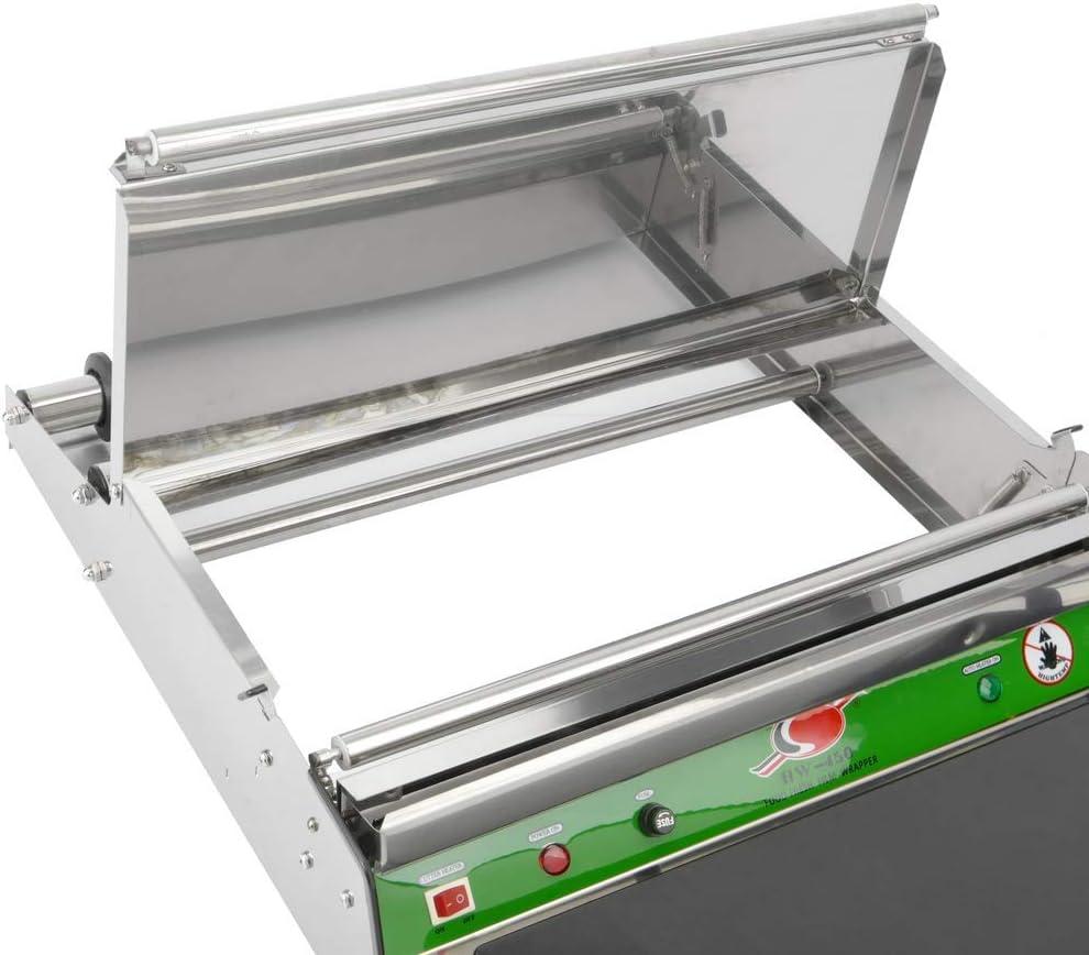 PrimeMatik - Máquina de envasado de Comida para Bobina de Film de ...