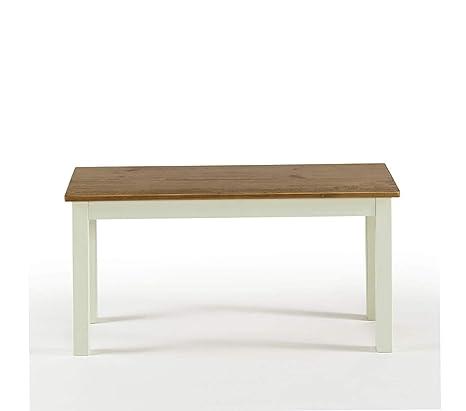 Amazon.com: Banco de madera de estilo casero: Kitchen & Dining