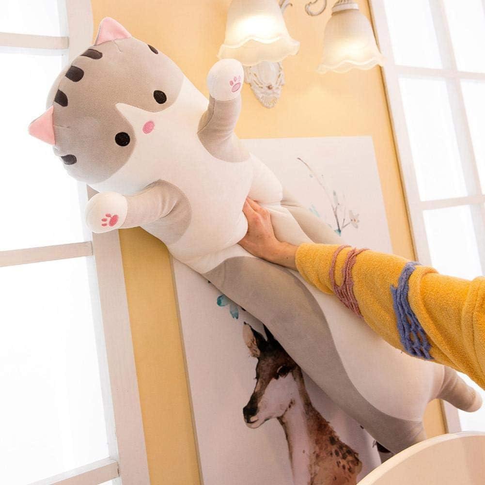 Tammy Yerkes Pl/üschtiere Tier Katze Nette Kreative Lange Stofftiere B/üro Mittagspause Nickerchen Cartoon Schlafkissen Kissen Pad Gef/üllte Geschenk Puppe f/ür Kinder Kinder Begleiter Geschenk