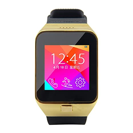 Amazon.com: Teamodoggie S26 Smartwatch 1.54 inch Touch ...