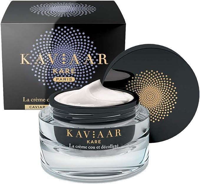 KAVIAAR KARE - La crema antiedad cuello y escote - Caviar + ...